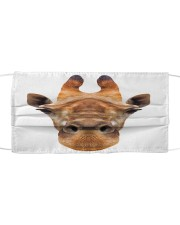 Giraffe Mask Cloth face mask front