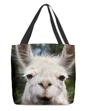 Llama mask All-over Tote thumbnail