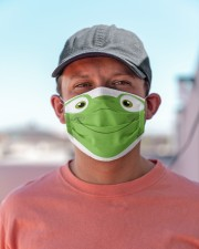 Frog mask Cloth face mask aos-face-mask-lifestyle-06