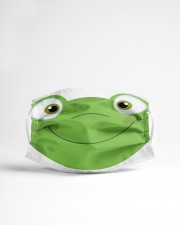 Frog mask Cloth face mask aos-face-mask-lifestyle-22
