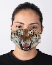 Tiger mask Cloth face mask aos-face-mask-lifestyle-01