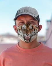 Tiger mask Cloth face mask aos-face-mask-lifestyle-06