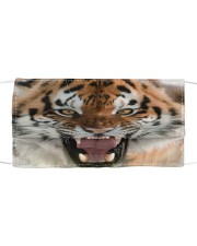 Tiger mask Cloth face mask front