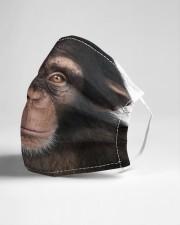 Monkey mask Cloth face mask aos-face-mask-lifestyle-21