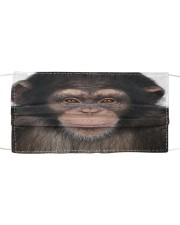 Monkey mask Cloth face mask front