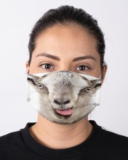 Goat mask Cloth face mask aos-face-mask-lifestyle-01