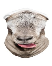 Goat mask Neck Gaiter tile