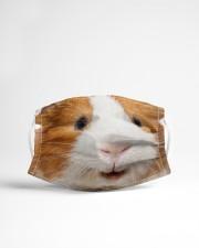 Guinea pig mask Cloth face mask aos-face-mask-lifestyle-22