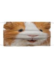 Guinea pig mask Cloth face mask front