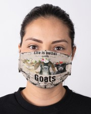 Life is better with Goats-mask Cloth face mask aos-face-mask-lifestyle-01