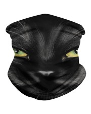 Black cat mask Neck Gaiter thumbnail