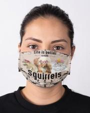 Life is better with Squirrels-mask Cloth face mask aos-face-mask-lifestyle-01