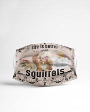 Life is better with Squirrels-mask Cloth face mask aos-face-mask-lifestyle-22