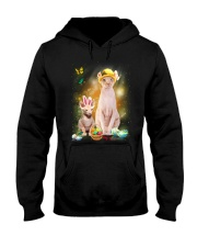 Sphynx Cat Happy Easter Day 190304 Hooded Sweatshirt thumbnail