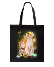 Sphynx Cat Happy Easter Day 190304 Tote Bag thumbnail