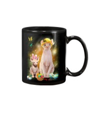 Sphynx Cat Happy Easter Day 190304 Mug thumbnail