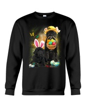Portuguese Water Dog Happy Easter Day 130312 Crewneck Sweatshirt thumbnail