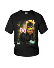 Portuguese Water Dog Happy Easter Day 130312 Youth T-Shirt thumbnail