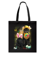 Portuguese Water Dog Happy Easter Day 130312 Tote Bag thumbnail