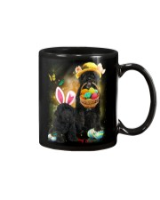 Portuguese Water Dog Happy Easter Day 130312 Mug thumbnail