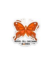 MERKEL CELL CARCINOMA AWARENESS Sticker - 2 pack (Horizontal) thumbnail