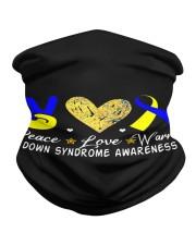 down syndrome awareness Neck Gaiter thumbnail