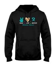 scleroderma awareness Hooded Sweatshirt thumbnail