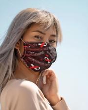 NASOPHARYNGEAL CANCER AWARENESS Cloth face mask aos-face-mask-lifestyle-19
