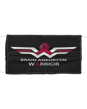 BRAIN ANEURYSM WARRIOR Mask tile