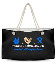 LCH awareness peace love cure Weekender Tote thumbnail