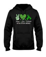 MYOTONIC DYSTROPHY AWARENESS Hooded Sweatshirt thumbnail