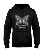 GLIOBLASTOMA AWARENESS Hooded Sweatshirt thumbnail