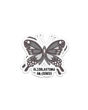 GLIOBLASTOMA AWARENESS Sticker - 2 pack (Horizontal) thumbnail