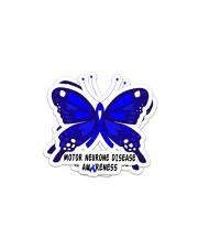 MOTOR NEURONE DISEASE AWARENESS Sticker - 2 pack (Horizontal) thumbnail