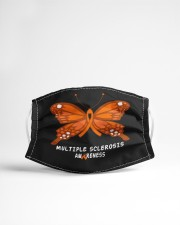 MULTIPLE SCLEROSIS AWARENESS Cloth face mask aos-face-mask-lifestyle-22