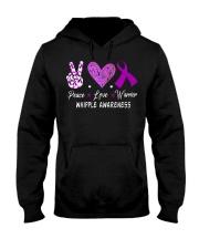 WHIPPLE AWARENESS Hooded Sweatshirt thumbnail