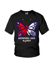 NASOPHARYNGEAL CANCER AWARENESS Youth T-Shirt thumbnail