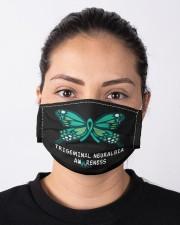 TRIGEMINAL NEURALGIA AWARENESS Cloth face mask aos-face-mask-lifestyle-01