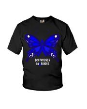ICHTHYOSIS  AWARENESS Youth T-Shirt thumbnail