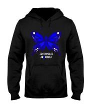 ICHTHYOSIS  AWARENESS Hooded Sweatshirt thumbnail