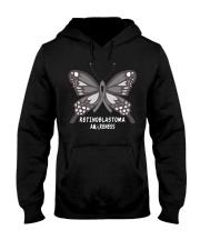 RETINOBLASTOMA AWARENESS Hooded Sweatshirt thumbnail