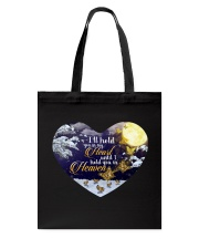 I'll You In My Heart Until I Hold You In Heaven Tote Bag tile