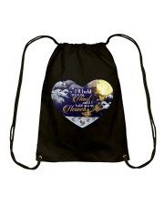 I'll You In My Heart Until I Hold You In Heaven Drawstring Bag tile