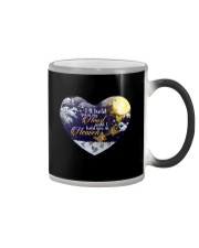 I'll You In My Heart Until I Hold You In Heaven Color Changing Mug tile