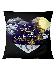 I'll You In My Heart Until I Hold You In Heaven Square Pillowcase tile