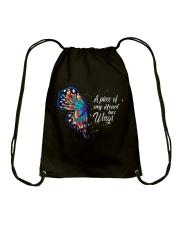 Butterfly Drawstring Bag thumbnail