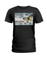 Butterfly Ladies T-Shirt thumbnail