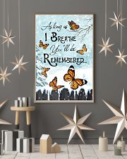 As Long As I Breathe You'll Be Remembered 11x17 Poster lifestyle-holiday-poster-1