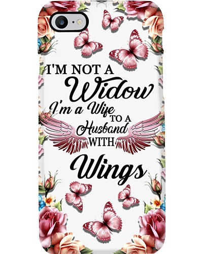 I'm Not A Widow I'm Wife To A Husband With Wings