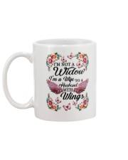 I'm Not A Widow I'm Wife To A Husband With Wings Mug back